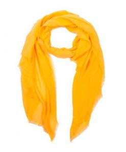Foulard-unisex-liso-amarillo-RGS-Complementos